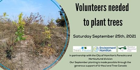 Community Tree Plantings tickets
