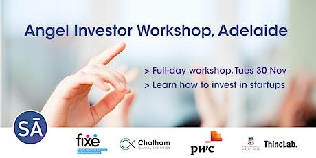 Angel Investor Workshop tickets