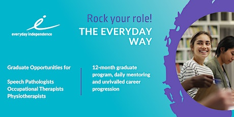 Everyday Independence Graduate Program for Speechies, OTs & Physios tickets