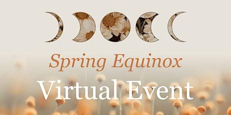 Spring Equinox Event tickets