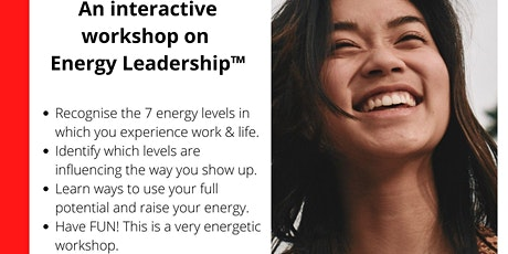 'Increase your ENERGY – Increase your SUCCESS!' + Networking (Ladies only) tickets
