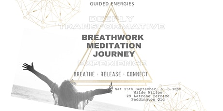 Transformational Breathwork Journey tickets