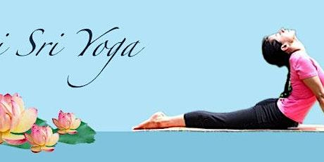 Online Sri Sri Yoga Weekly Classes. tickets
