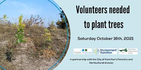 Community Tree Planting - Sat Oct 16th tickets