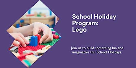 School Holiday Program  - Lego @ Zeehan tickets