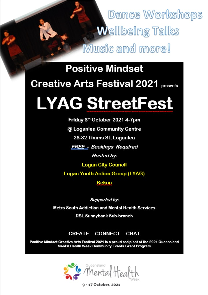 LYAG StreetFest image