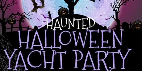 Halloween Haunted Yacht Party tickets