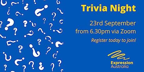 NWDP Trivia Night tickets