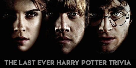 Streamed: The Final HARRY POTTER Trivia [Australia and New Zealand] tickets