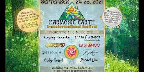 Harmonic Earth Festival at Stonehedge Gardens, PA tickets
