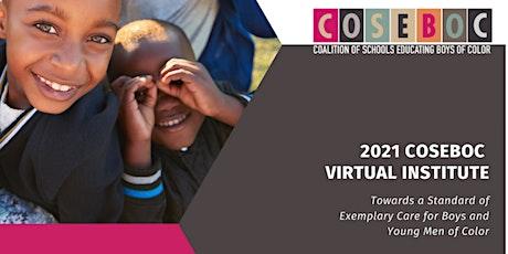 2021 COSEBOC Virtual Institute tickets