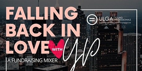 Falling Back in Love with YP: Fundraising Mixer tickets