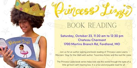 Princess Lizzie Book Reading tickets