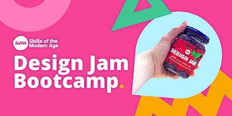 Design Jam - Design Skills Bootcamp tickets