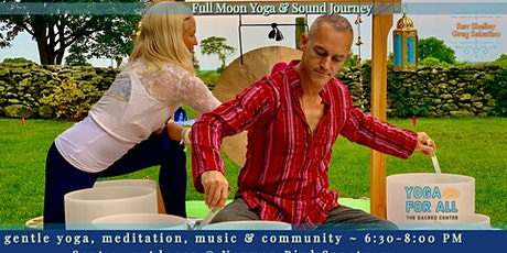 Full Moon Yoga & Sound Journey @ Norman Bird Sanctuary with Rev Shelley tickets