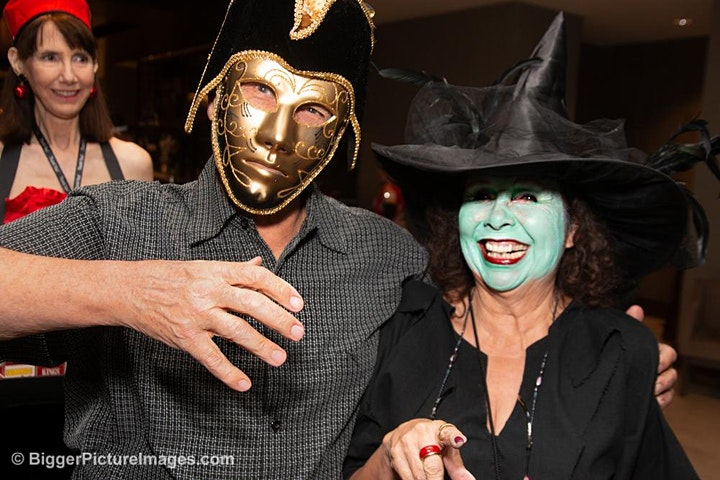 The Phoenix Singles Halloween Bash image