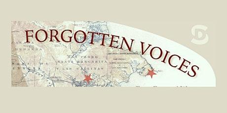 """World Movie Premiere of Upper School Musical """"Forgotten Voices"""" tickets"""