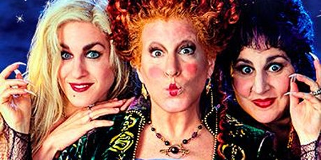 Hocus Pocus MOVIE ONLY 6:00pm Showing tickets