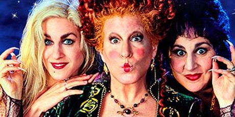 Hocus Pocus MOVIE ONLY 8:30pm Showing tickets