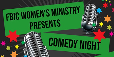 FBIC Women's Ministry Comedy Night tickets