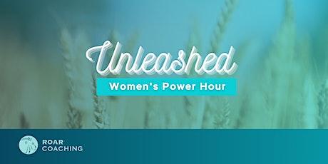 Power Hour - Women's Momentum Wheel October billets