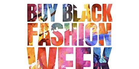 Buy Black Fashion Week tickets