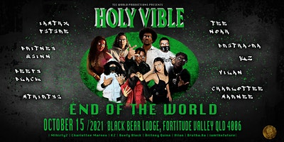 Holy Vible: End of the World