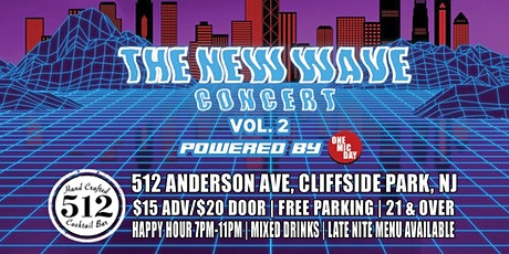 LMG Presents THE NEW WAVE CONCERT  VOL. 2 •POWERED BY ONE MIC DAY tickets