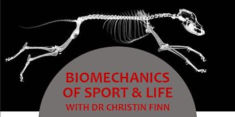Biomechanics of Sport and Life biglietti