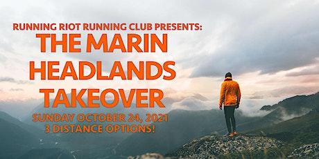 Marin Headlands Takeover tickets