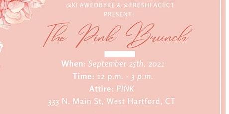The Pink Brunch tickets