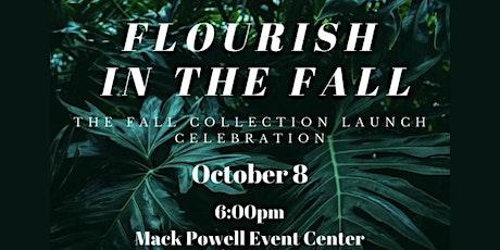 Flourish In the Fall tickets