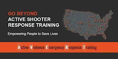 AVERT (Active Violence Emergency Response Training) tickets