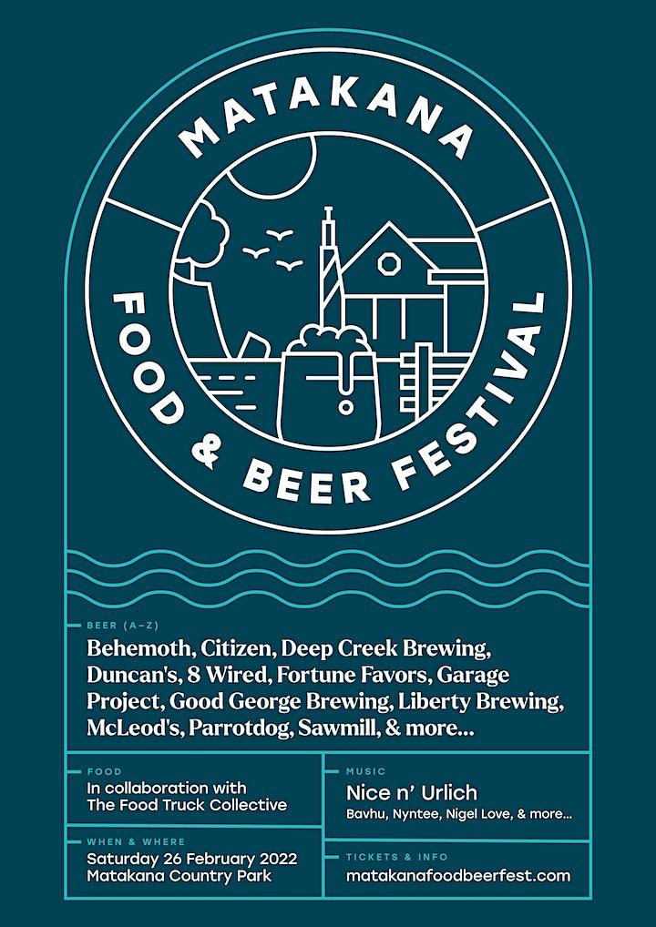Matakana Food & Beer Festival image