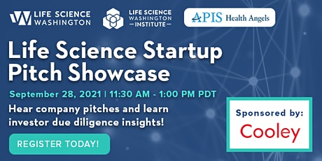 Life Science Startup Pitch Showcase tickets