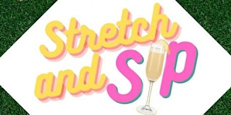 Stretch & Sip tickets