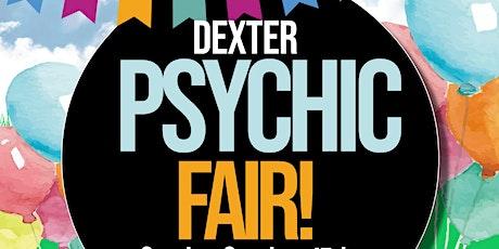 Psychic Fair in Dexter! tickets