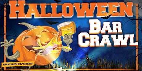 The 4th Annual Halloween Bar Crawl - Lansing tickets