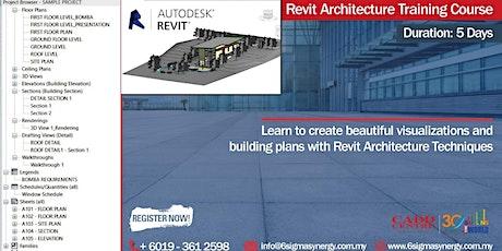 FREE Webinar on BIM using Revit Architecture tickets