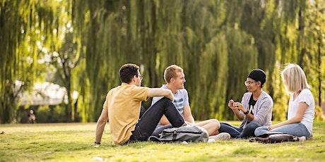 Australian Higher Education&ANU Info Session-High Schooler(INVITATION ONLY) billets