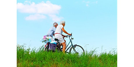Online event: Healthy habits for longevity tickets