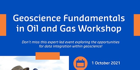 Geoscience Fundamentals in Oil and Gas Workshop (Free Q&A) tickets