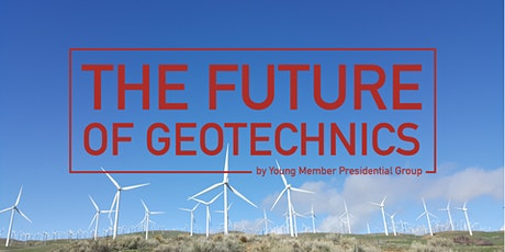 Future of Geotechnics - Mitigation of Climate Change tickets