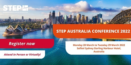 STEP Australia 2022 Conference tickets