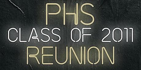 "Perry High School "" Class of 2011 Reunion"" tickets"