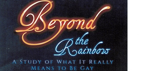 Book Launch - Beyond The Rainbow: A Study of What it Really Means To Be Gay tickets