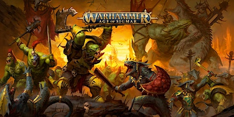 The Road to Shorehammer: AOS GT October Edition tickets