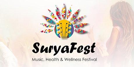 Surya Health and Wellness Festival tickets