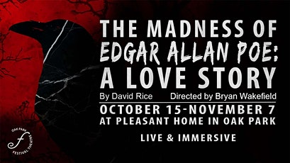 The Madness of Edgar Allan Poe: A Love Story tickets