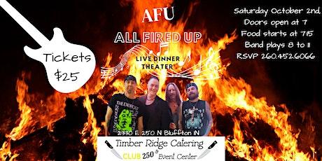 AFU -Dinner Theater tickets